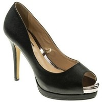 Zapatos Mujer Zapatos de tacón Deity ZAPATO FIESTA  NEGRO Negro