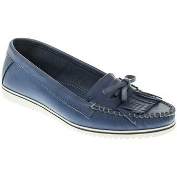 Zapatos Mujer Mocasín Cumbia MOCASIN MUJER  MARINO Azul