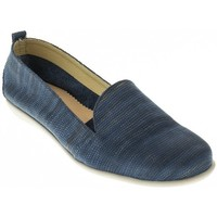 Zapatos Mujer Mocasín Moda Bella MOCASIN MUJER  MARINO Azul