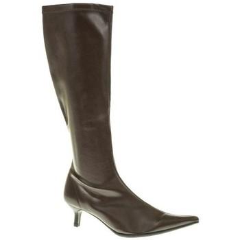 Zapatos Mujer Botas urbanas Valdivieso BOTA MUJER  MARRON Marrón