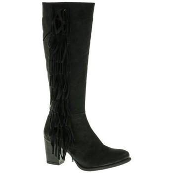 Zapatos Mujer Botas urbanas MTNG BOTA MUJER  NEGRO Negro