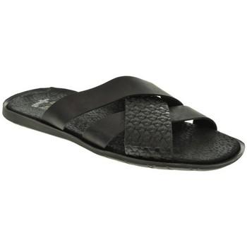Zapatos Hombre Sandalias T2in SANDALIA HOMBRE  NEGRO Negro
