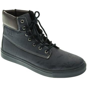 Zapatos Hombre Botas de caña baja Xti BOTIN HOMBRE  MARINO Azul