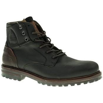 Zapatos Hombre Botas de caña baja Bullboxer BOTIN HOMBRE  NEGRO Negro