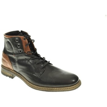 Zapatos Hombre Botas de caña baja Bullboxer BOTIN HOMBRE  MARRON Marrón