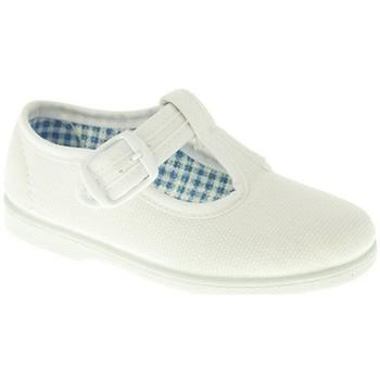 Zapatos Niño Tenis Valdivieso LONA NIÑO  BLANCO Blanco