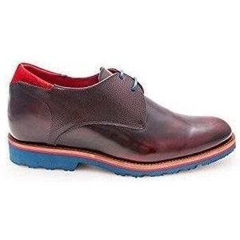 Zapatos Derbie Zerimar ISLANDIA Rojo