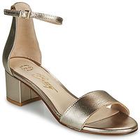 Zapatos Mujer Sandalias Betty London INNAMATA Plomo