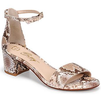 Zapatos Mujer Sandalias Betty London INNAMATA Topotea