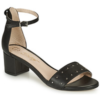 Zapatos Mujer Sandalias Betty London OLAKE Negro