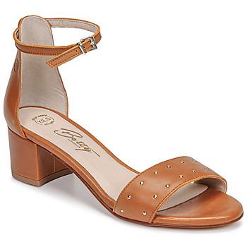 Zapatos Mujer Sandalias Betty London OLAKE Camel