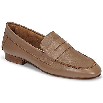 Zapatos Mujer Mocasín Betty London OSANGE Camel