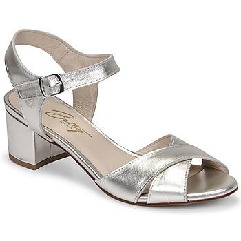 Zapatos Mujer Sandalias Betty London OSKAIDI Plata