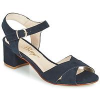 Zapatos Mujer Sandalias Betty London OSKAIDI Marino