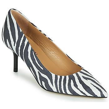 Zapatos Niña Bailarinas-manoletinas JB Martin TADELYS Blanco