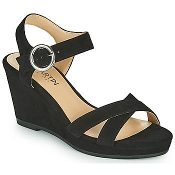 Zapatos Mujer Sandalias JB Martin QUERIDA Negro
