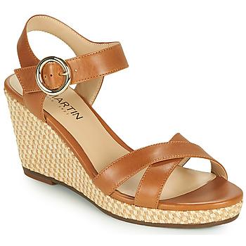 Zapatos Mujer Sandalias JB Martin QUERIDA Marrón