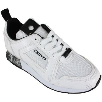 Zapatos Hombre Zapatillas bajas Cruyff lusso white Blanco