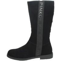 Zapatos Niña Botas urbanas Pinko Up 025278 Negro