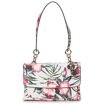 Bolsos Mujer Bolso para llevar al hombro Guess CHIC SHINE SHOULDER BAG Multicolor