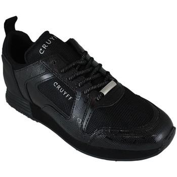 Zapatos Hombre Zapatillas bajas Cruyff lusso black Negro