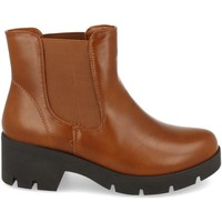 Zapatos Mujer Botines Clowse 8B991 Camel