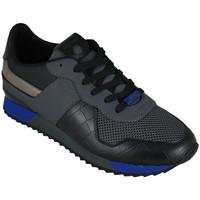 Zapatos Hombre Zapatillas bajas Cruyff cosmo dk.grey/max blue Negro