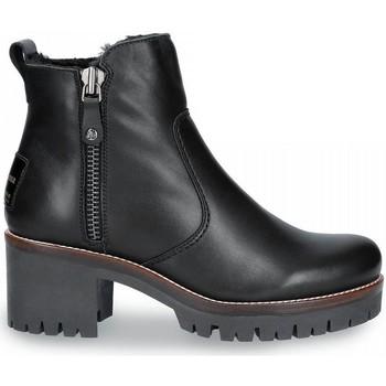 Zapatos Mujer Botines Panama Jack PAULINE TRAV B1 NEGRO NEGRO