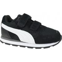 Zapatos Niños Multideporte Puma Vista V Infants negro