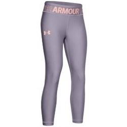 textil Niños Pantalones Under Armour HG Ankle Crop K violeta