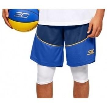 textil Hombre Shorts / Bermudas Under Armour SC30 10 Shorts azul