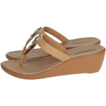 Zapatos Mujer Sandalias Grendha 82826 Beige