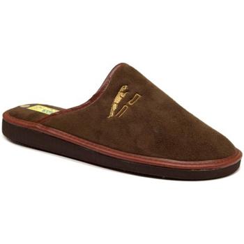 Zapatos Hombre Pantuflas Doctor Cutillas DESCALZA  42 MARRON MARRON