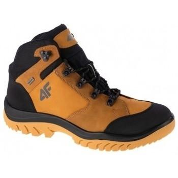 Zapatos Hombre Zapatillas altas 4F Mens Trek amarillo