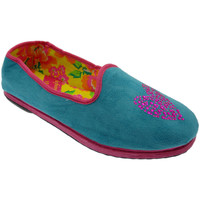 Zapatos Mujer Pantuflas De Fonseca DEFONFIUACCazz blu