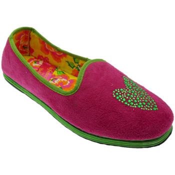 Zapatos Mujer Pantuflas De Fonseca DEFONFRIUACCfux blu