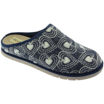 Zapatos Mujer Zuecos (Mules) Riposella RIP2626blu blu