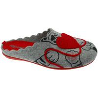 Zapatos Mujer Zuecos (Mules) Riposella RIP4517gr grigio