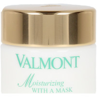 Belleza Mujer Mascarillas & exfoliantes Valmont Nature Moisturizing With A Mask  50 ml