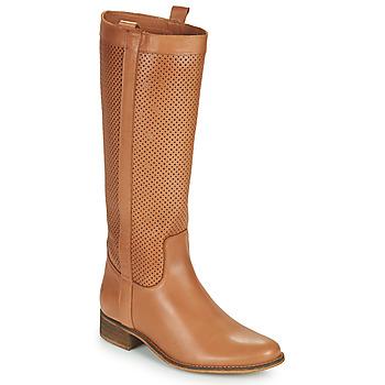 Zapatos Mujer Botas urbanas Betty London ONEVER Cognac