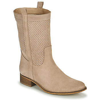 Zapatos Mujer Botas urbanas Betty London ONEVER Beige