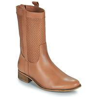 Zapatos Mujer Botas urbanas Betty London ORYPE Cognac