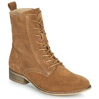 Zapatos Mujer Botas de caña baja Betty London ORYPE Cognac