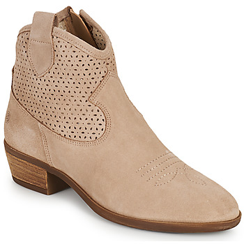 Zapatos Mujer Botas de caña baja Betty London OGEMMA Beige