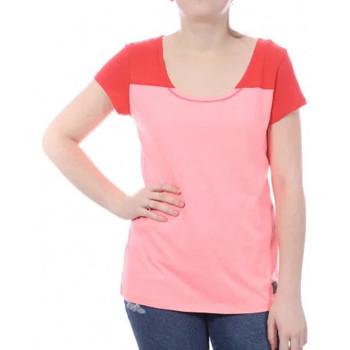 textil Mujer Camisetas manga corta Millet  Rosa