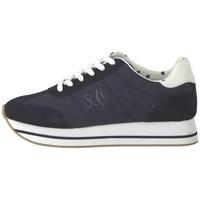 Zapatos Mujer Zapatillas bajas S.Oliver 552361222805 Azul marino