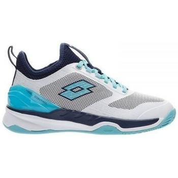 Zapatos Running / trail Lotto MIRAGE 200 CLY BLANCO AZUL MUJER 213633 6VN BLANCO AZUL