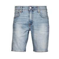 textil Hombre Shorts / Bermudas Levi's 411 Slim Short Azul