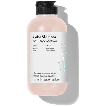 Belleza Champú Farmavita Back Bar Color Shampoo Nº01-fig&almond