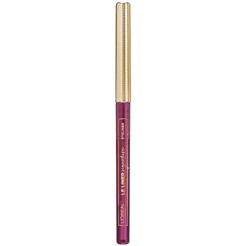 Belleza Mujer Lápiz de ojos L'oréal Le Liner Signature Eyeliner 03-rouge Noir Angora 1 u